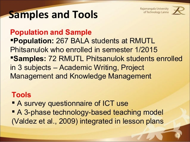 example of integrated approach in teaching