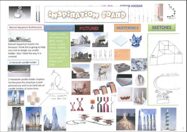 a level product design coursework example