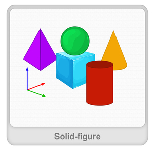 what is an example of a solid in a solid