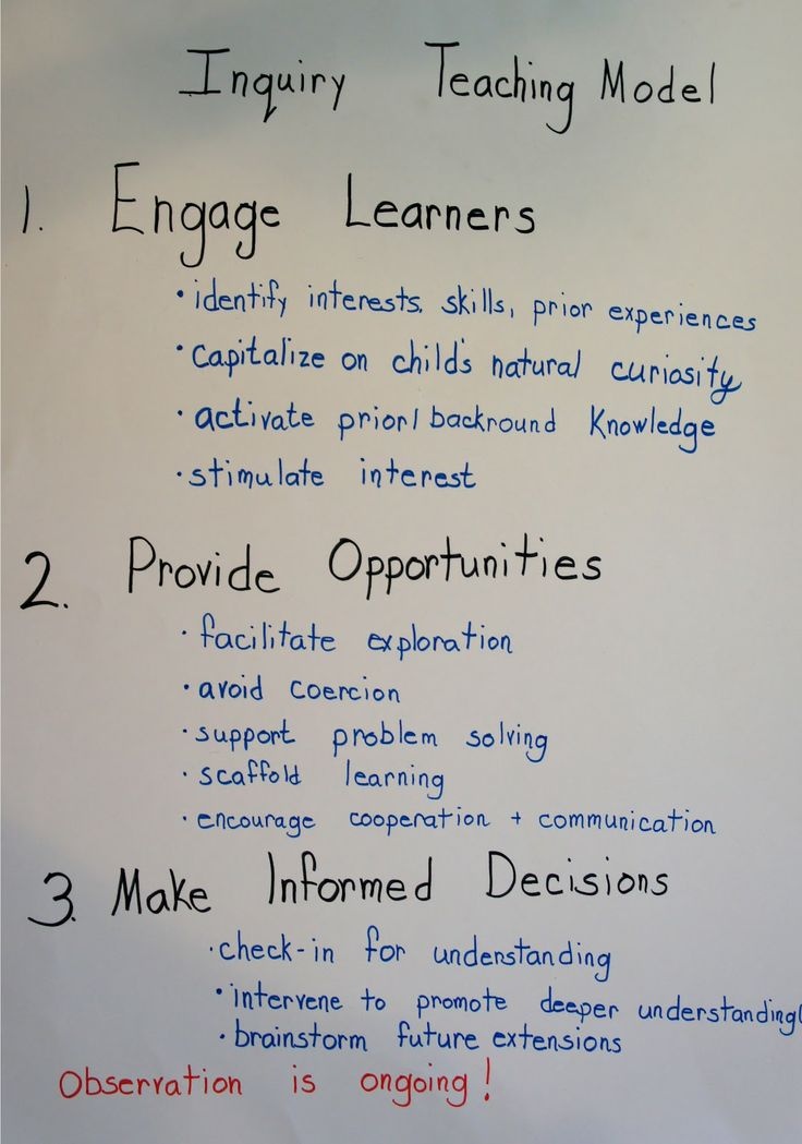 inquiry based learning essay example