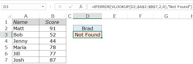 how to vlookup in excel 2007 with example