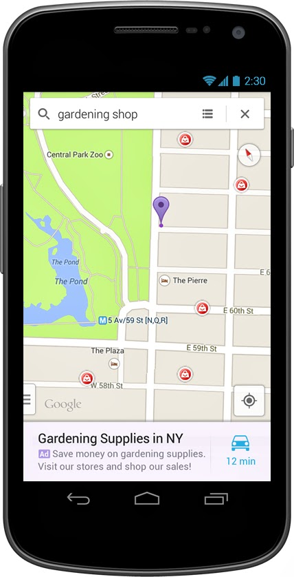 google maps geolocation api example android