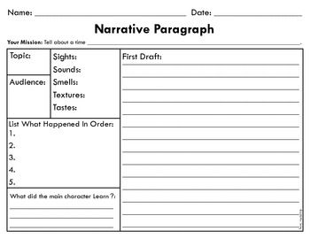 third person introduction paragraph example
