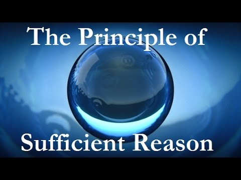 example of principle of sufficient reason