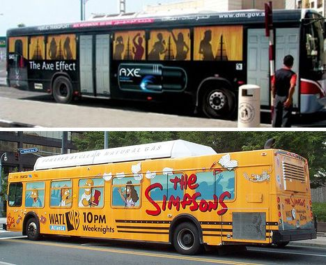 make an example of advertisement
