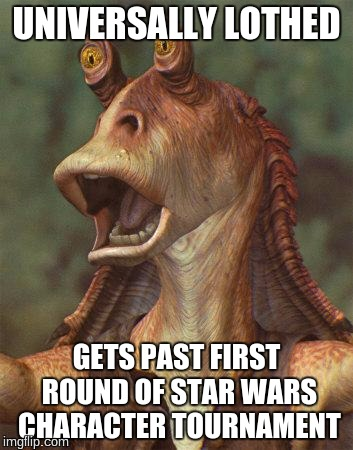 example of round character in star wars