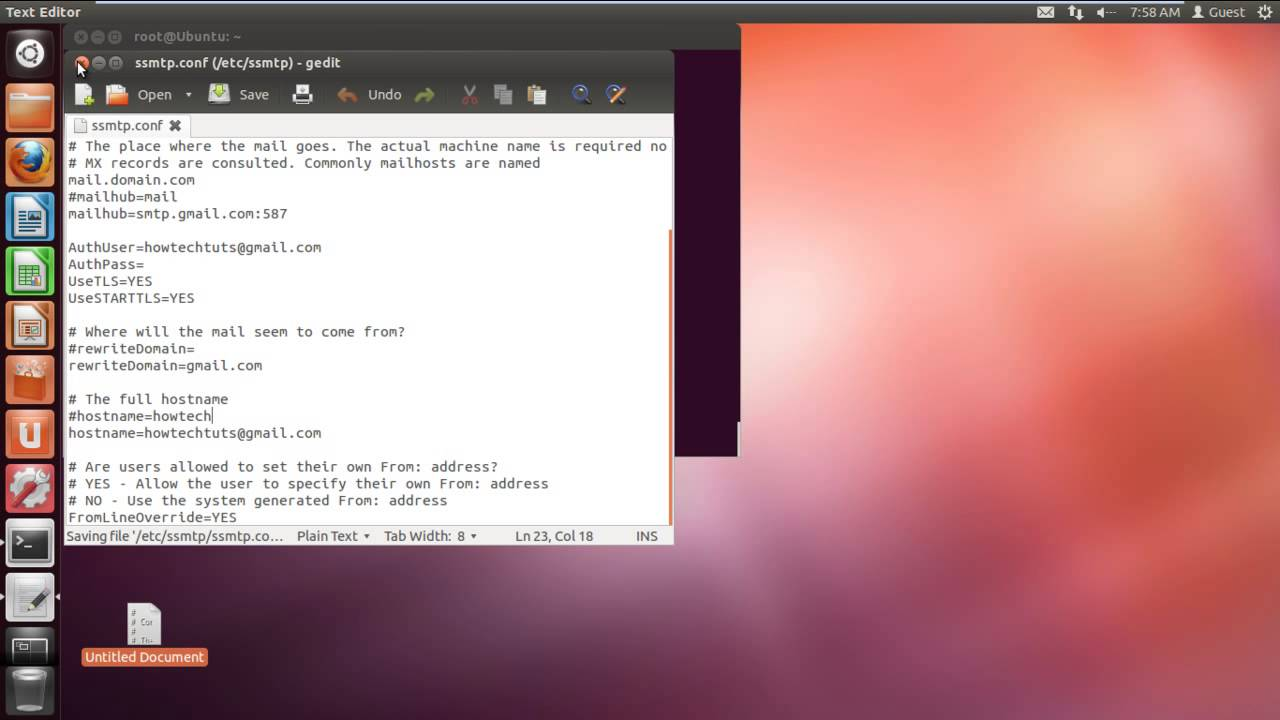 watch command in linux example