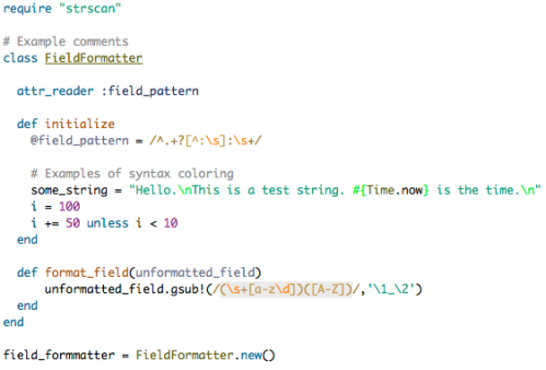 ruby on rails example sites 2013