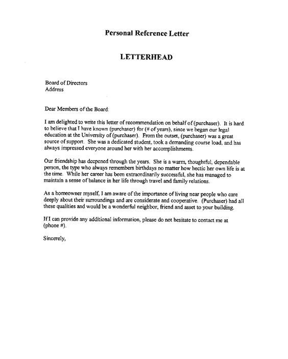 example a well written business letter