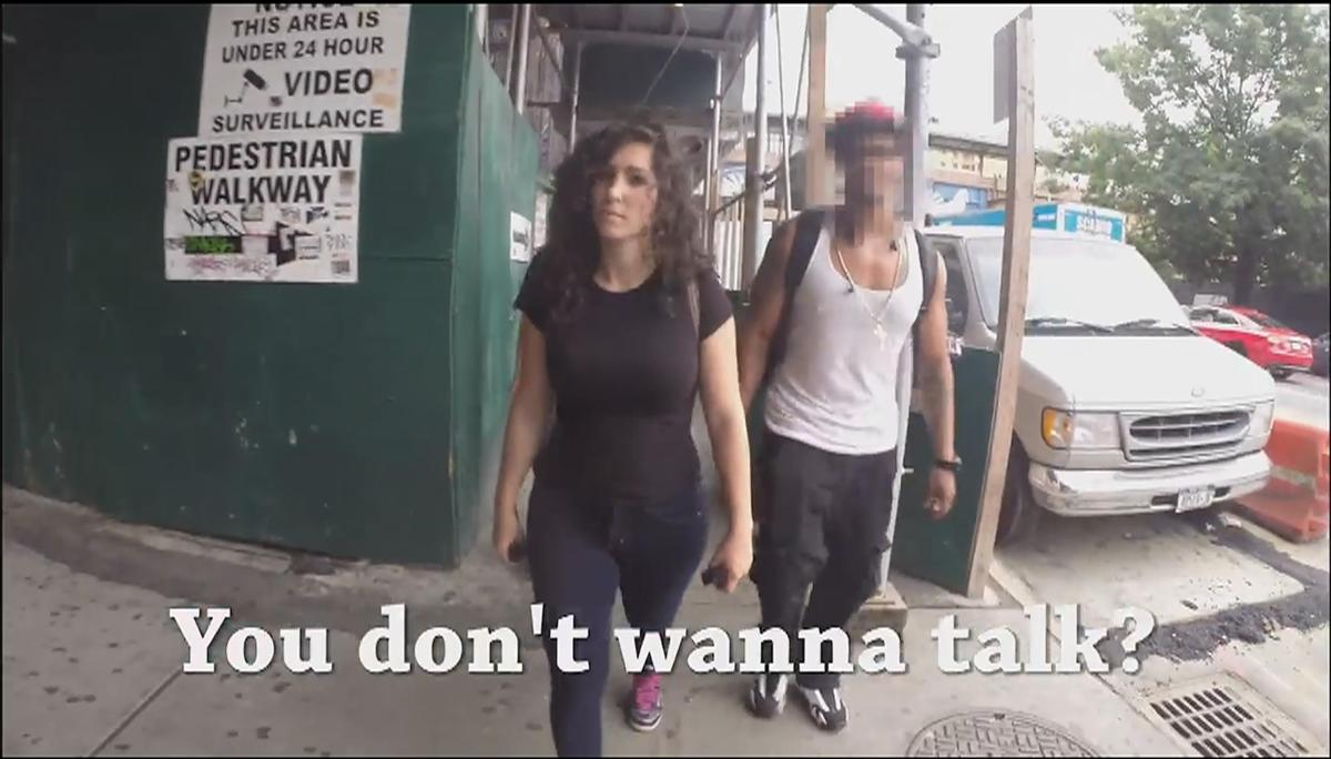 catcalling is an example of