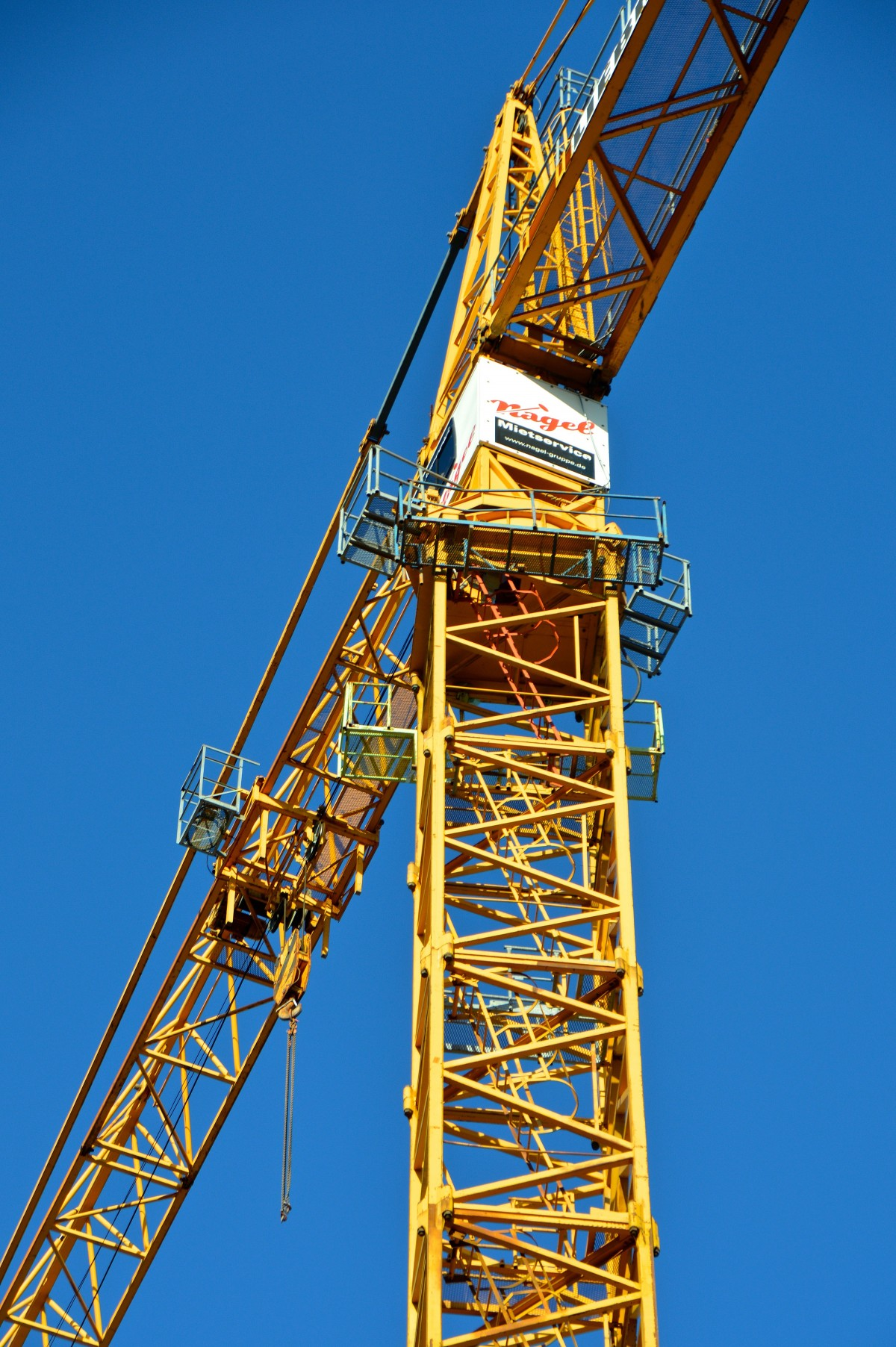 is a crane an example technology