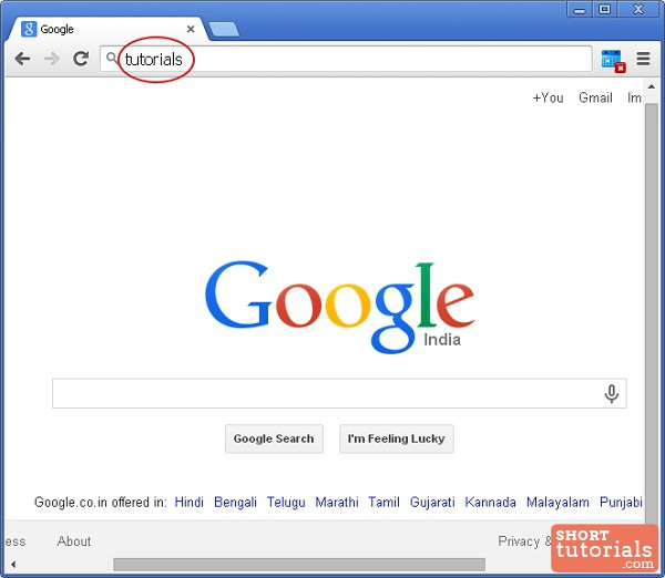 organize my bookmarks in google chrome example