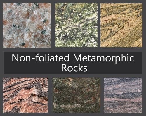 what is an example of a metamorphic rock